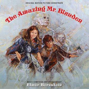 Carátula BSO The Amazing Mr. Blunden - Elmer Bernstein