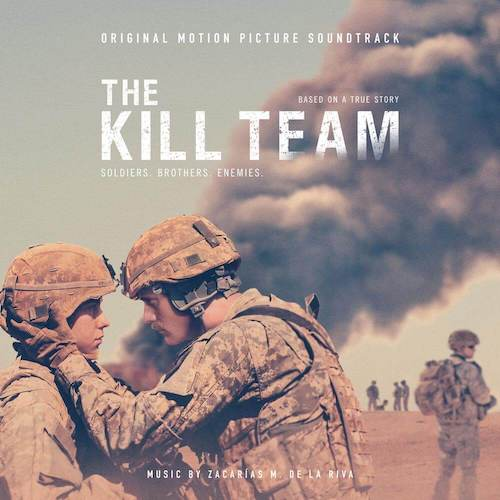 Varèse Sarabande editará la banda sonora The Kill Team
