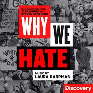 Carátula BSO Why We Hate - Laura Karpman