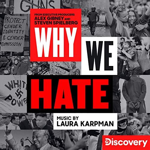 Decca Records edita la banda sonora Why We Hate