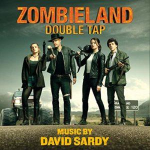 Carátula BSO Zombieland: Double Tap - David Sardy