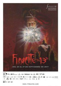 Póster Fimucité 13