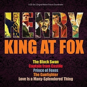 Henry King at Fox: Box Set de Alfred Newman en Kritzerland