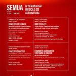 Federico Jusid en la IV Semana das Músicas do Audiovisual
