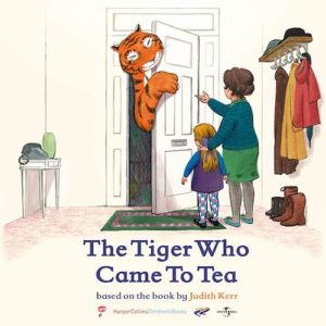 Póster The Tiger Who Came to Tea