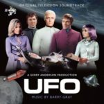 UFO de Barry Gray en Silva Screen