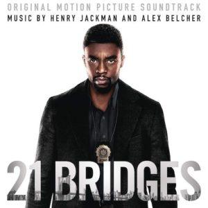 Carátula BSO 21 Bridges - Henry Jackmany Alex Belcher