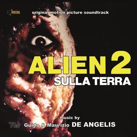 Alien 2 Sulla Terra, del dúo De Angelis, en Beat Records