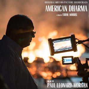 Carátula BSO American Dharma - Paul Leonard-Morgan