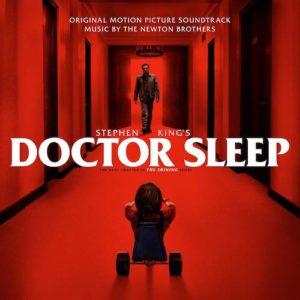 Carátula BSO Doctor Sleep - The Newton Brothers