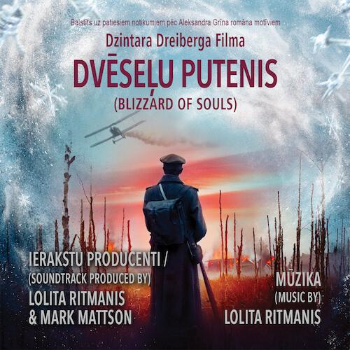 Lolita Ritmanis edita la banda sonora Dvēseļu Putenis