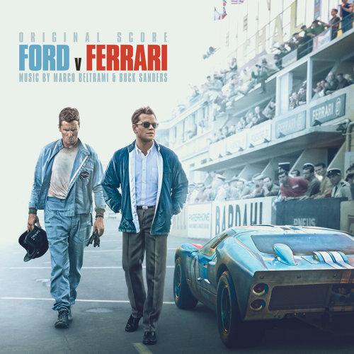 Fox Music edita la banda sonora Ford v. Ferrari