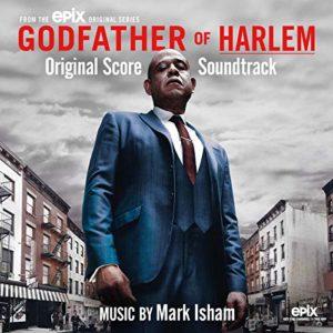 Carátula BSO Godfather of Harlem - Mark Isham