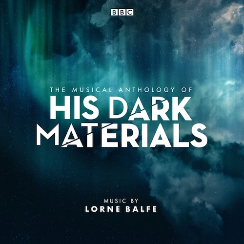 Carátula BSO His Dark Materials - Lorne Balfe
