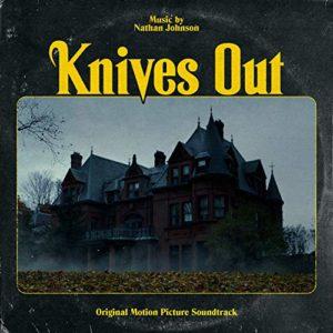 Carátula BSO Knives Out - Nathan Johnson
