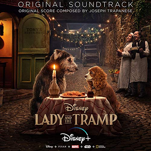 Walt Disney Records edita la banda sonora Lady and the Tramp