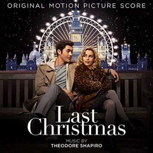 Carátula BSO Last Christmas - Theodore Shapiro