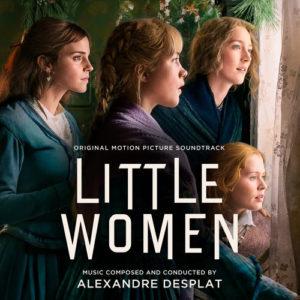 Carátula BSO Little Women - Alexandre Desplat