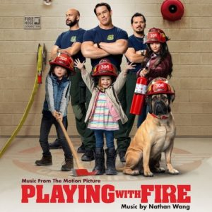 Carátula BSO Playing with Fire - Nathan Wang