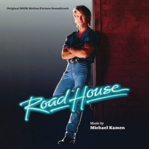 Carátula BSO Road House - Michael Kamen