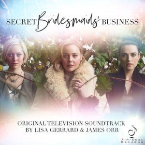 Carátula BSO Secret Bridesmaids' Business - Lisa Gerrard yJames Orr