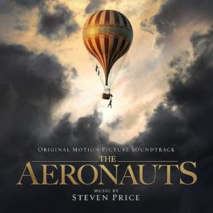 Carátula BSO The Aeronauts - Steven Price