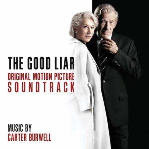 Carátula BSO The Good Liar - Carter Burwell