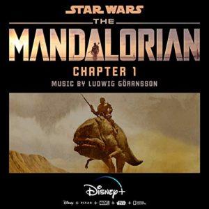 Carátula BSO The Mandalorian: Chapter 1 - Ludwig Göransson