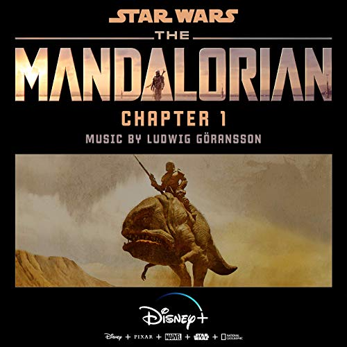 Walt Disney Records edita The Mandalorian: Chapter 1