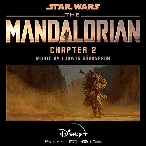 Walt Disney Records edita The Mandalorian: Chapter 2