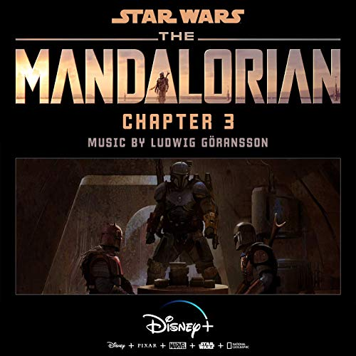 Walt Disney Records edita The Mandalorian: Chapter 3