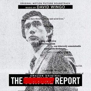 Carátula BSO The Report - David Wingo