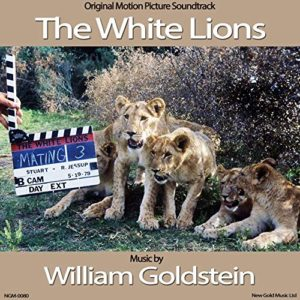 Carátula BSO The White Lions - William Goldstein