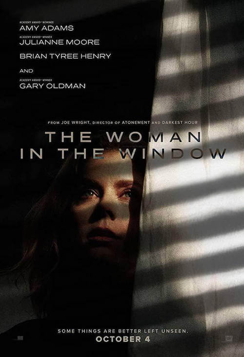 Danny Elfman para el thriller The Woman in the Window