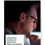 Cartel Volver. Las músicas de Alberto Iglesias para el cine de Pedro Almodóvar