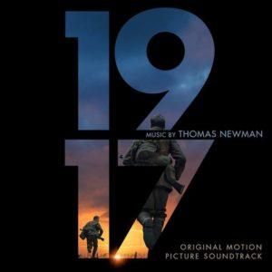 Carátula BSO 1917 - Thomas Newman