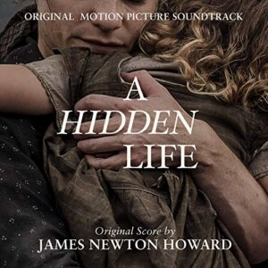 Carátula BSO A Hidden Life - James Newton Howard