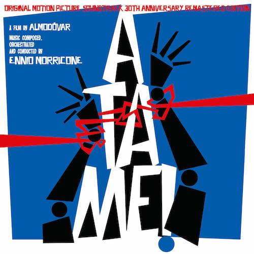 Átame!, de Ennio Morricone, en Quartet Records