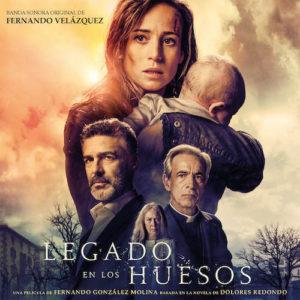 Carátula BSO Legado en los huesos - Fernando Velázquez