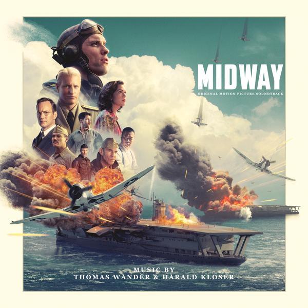 Varèse Sarabande edita la banda sonora Midway