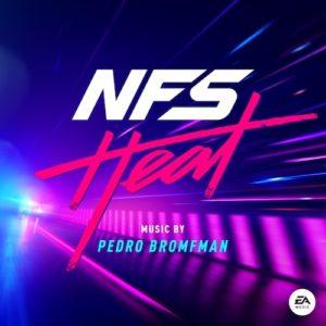 Carátula BSO Need for Speed: Heat - Pedro Bromfman