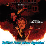 Carátula BSO Return from Witch Mountain - Lalo Schifrin