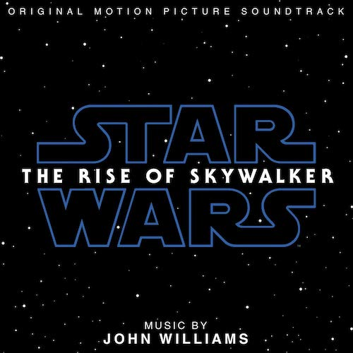 Carátula BSO Star Wars: The Rise Of Skywalker - John Williams