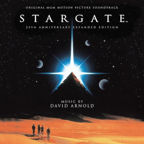 La-La Land Records edita Stargate: 25th Anniversary Expanded Edition