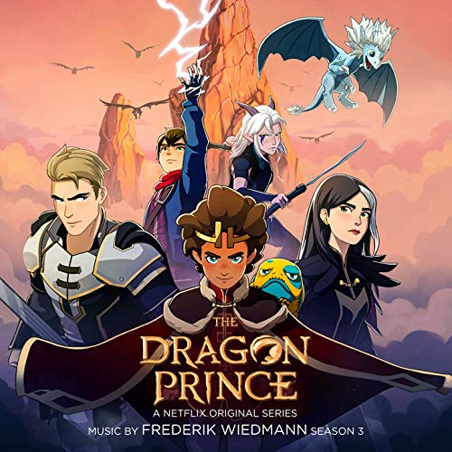 Lakeshore Records edita la banda sonora The Dragon Prince: Season 3