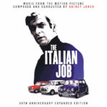 Carátula BSO The Italian Job - Quincy Jones