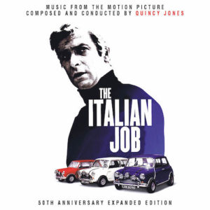 Carátula BSO The Italian Job - Quincy Jones