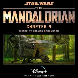Carátula BSO The Mandalorian: Chapter 4 - Ludwig Göransson