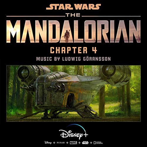 Walt Disney Records edita The Mandalorian: Chapter 4