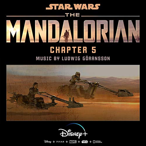 Walt Disney Records edita The Mandalorian: Chapter 5